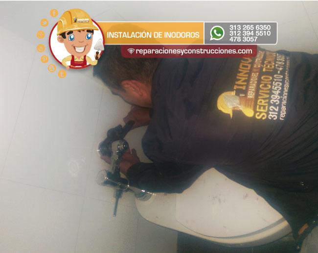 Instalaci n de flux metros llaves push button grifer a - Lavamanos sin instalacion ...
