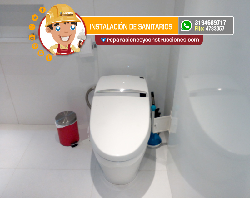 Instalacion De Griferia Para Baño:INSTALACIÓN DE SANITARIOS ...